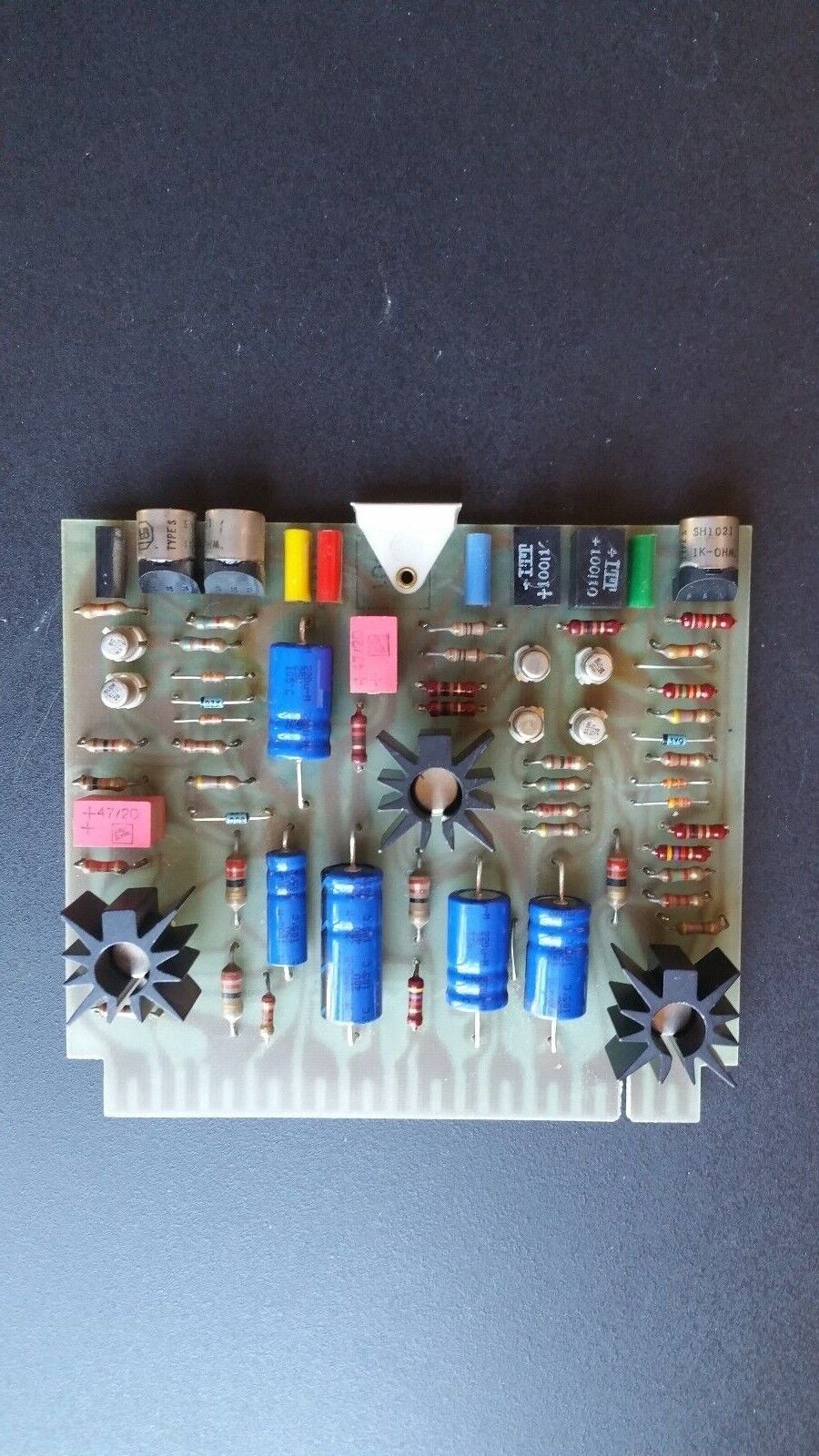 Re-Capped Studer 1.080.370-11 Transport Stabilizer Card for A80 A80R A80RC A80VU
