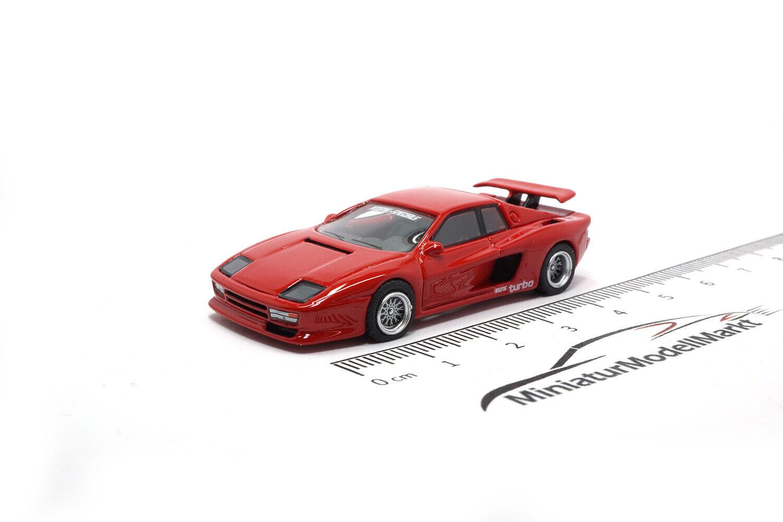 BoS-Models Ferrari Ferrari Ferrari Koenig Testarossa - red - 1985 - 1 87 c26820