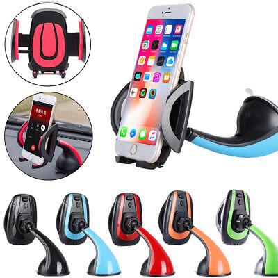 INSMA 360° Universal Car Windscreen Dashboard Holder Mobile Phone Mount GPS PDA