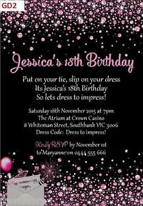GLITTER-SPARKLY-BLING-INVITATIONS-INVITES-18TH-21ST-30TH-40TH-50TH-ANY-AGE