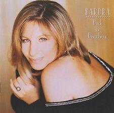 Barbra Streisand-Back To Broadway CD