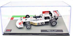 FORMULA-UNO-F1-SCALA-1-43-MODELLINO-AUTO-MARCH-751-CAR-MODEL-DIECAST-IXO-CORSA