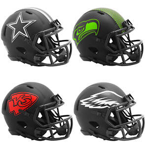 Riddell NFL Eclipse Alternate Revolution Speed Mini Football Helmet