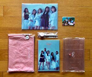 Red-Velvet-SM-Town-Fanclub-Reveluv-Official-Photo-Book-Pouch-Set-Mini-Poster