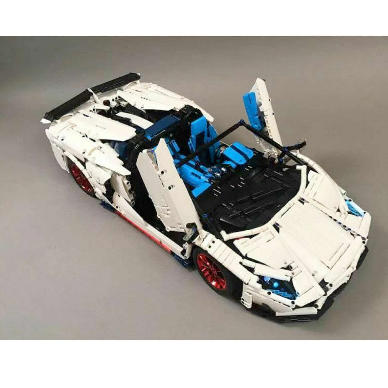 Lego Compatibile TECHNIC 17698 Lamborghini Aventador SVJ Roadster, limited  edit  juste l'acheter