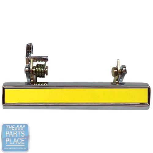 """Bumblebee Pair 1971-81 GM Exterior Door Handle 5.5/"""" Adhesive Strips"""