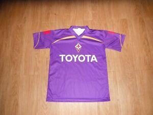 ACF Fiorentina Italy Calcio Football Soccer T Shirt Maglietta UEFA Europe new