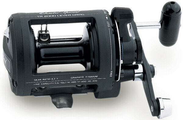 Shimano Charter Special - TR2000LD