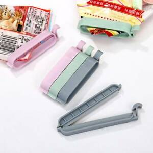 12Pcs-Bag-Clips-Snack-Fresh-Food-Storage-Bag-Sealer-Mini-Vacuum-Sealer-Clamp-l