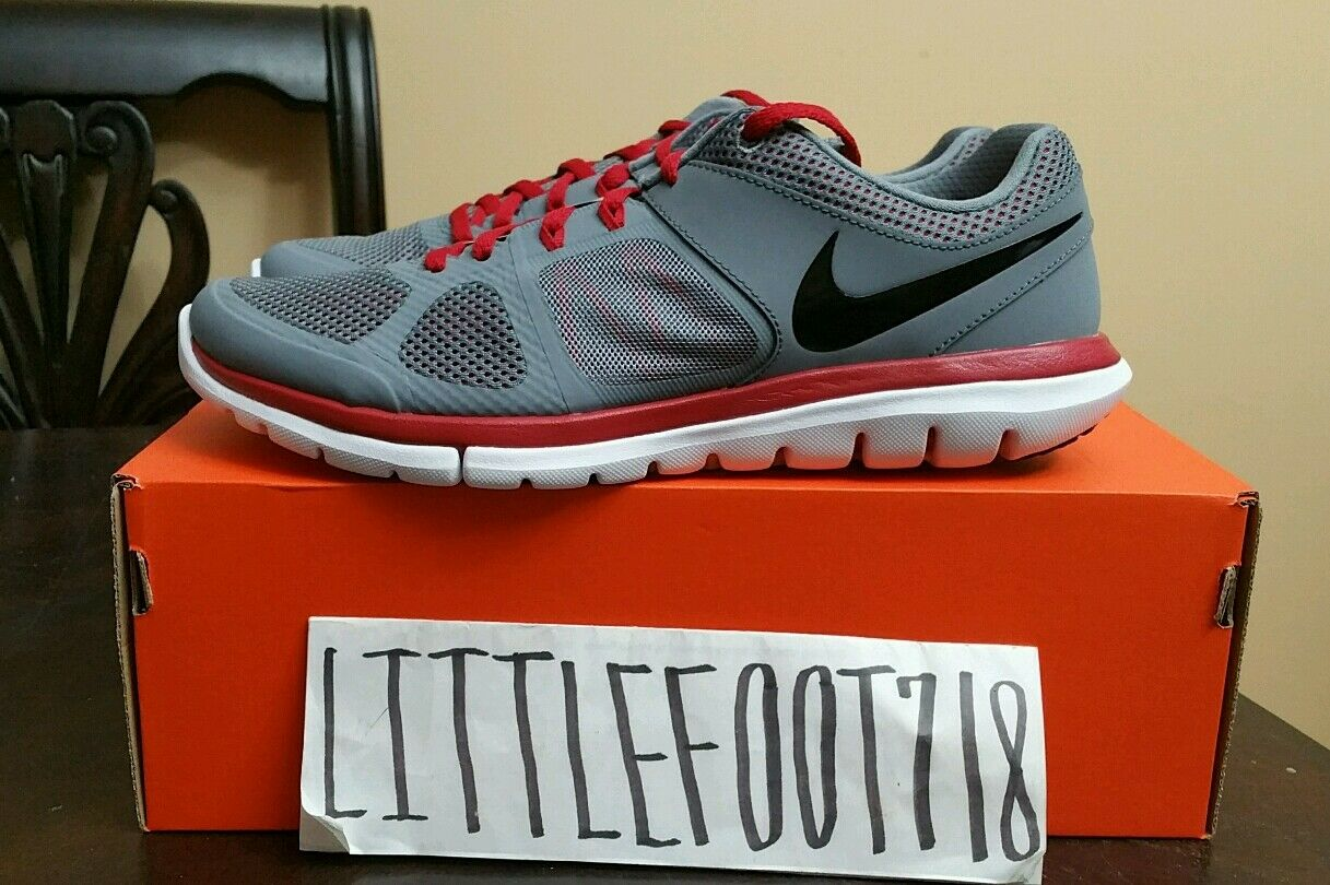 Nuevo Para Hombre Nike Flex 2018 gris rn 642791 003 gris 2018 frío 841f00