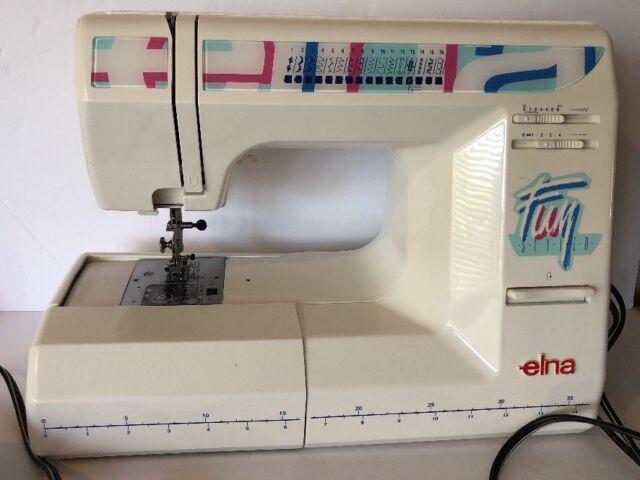 Elna 40 Sewing Machine eBay Cool Elna Sewing Machine