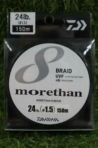 Si 150 m 0.8 # # # # Multicolor Daiwa Daiwa PE Line UVF Mega Sensor 8 Braid