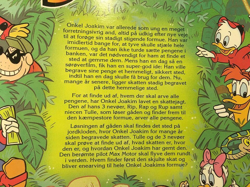 Walt Disney - Duck tales, Familie spil, brætspil