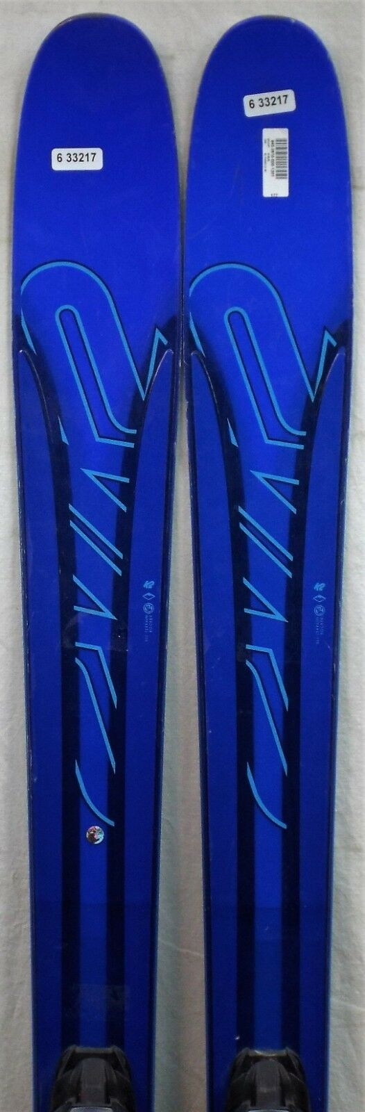 16-17 K2 Pinnacle 88 Used Men's Demo Skis w  Bindings Size 177cm  supply quality product