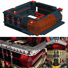 LEGO Modular Grand Emporium floor PDF instructions custom MOC 10211 10230 evil