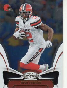 2018-Panini-Certified-CLEVELAND-BROWNS-Team-Set-4-JOSH-GORDON-JARVIS-LANDRY