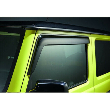 Deflettori Finestrini anteriori ORIGINALE Set 2pz Suzuki Jimny New