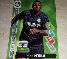 CARD ADRENALYN 2014/15  CALCIATORI PANINI INTER M'VILA CALCIO FOOTBALL