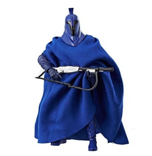 "STAR WARS Last Jedi Black Series Guardians of Evil Blue Senate Guard 6/"" Loose"