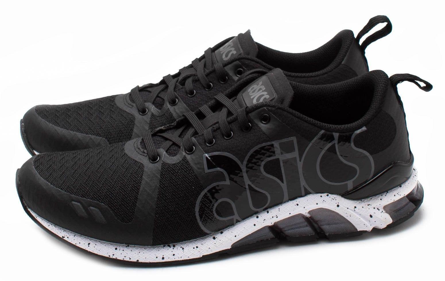 Asics GEL-Lyte One Eighty Men's Running shoes BLACK H6B0N