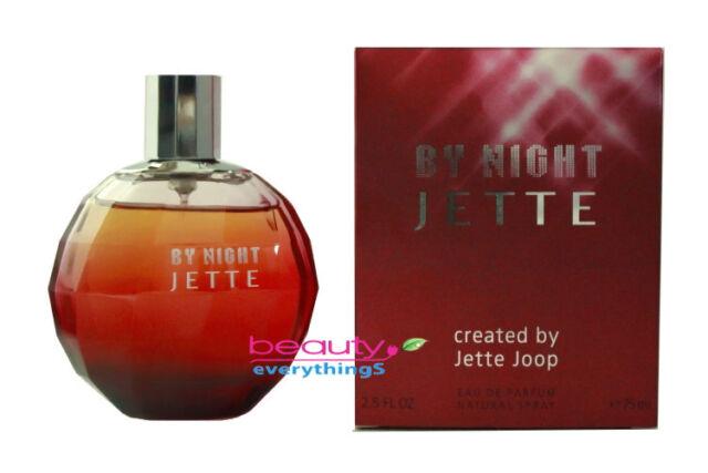 factory price wide varieties coupon code By Night Jette by Jette Joop 2.5oz EDP Spray NIB & Sealed Women's Perfume  RARE