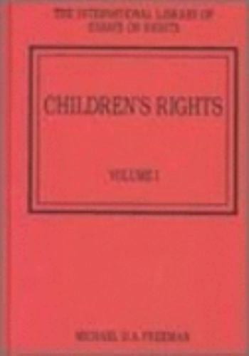 The International Library Of Essays On Rights Childrens Rights Vol  The International Library Of Essays On Rights Childrens Rights Vol  By  Michael D Freeman  Hardcover  Ebay Business Plan Help Ireland also Proposal Essay Sample  English Essay Friendship