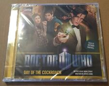 SEALED Doctor Who - The Day Of The Cockroach  2012 BBC CD Matt Smith 11th Doctor