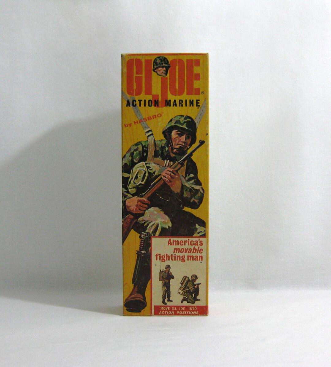 C1965 Vintage G.I Joe ✧ Action Marine ✧ Hasbro Action Man VAM  1