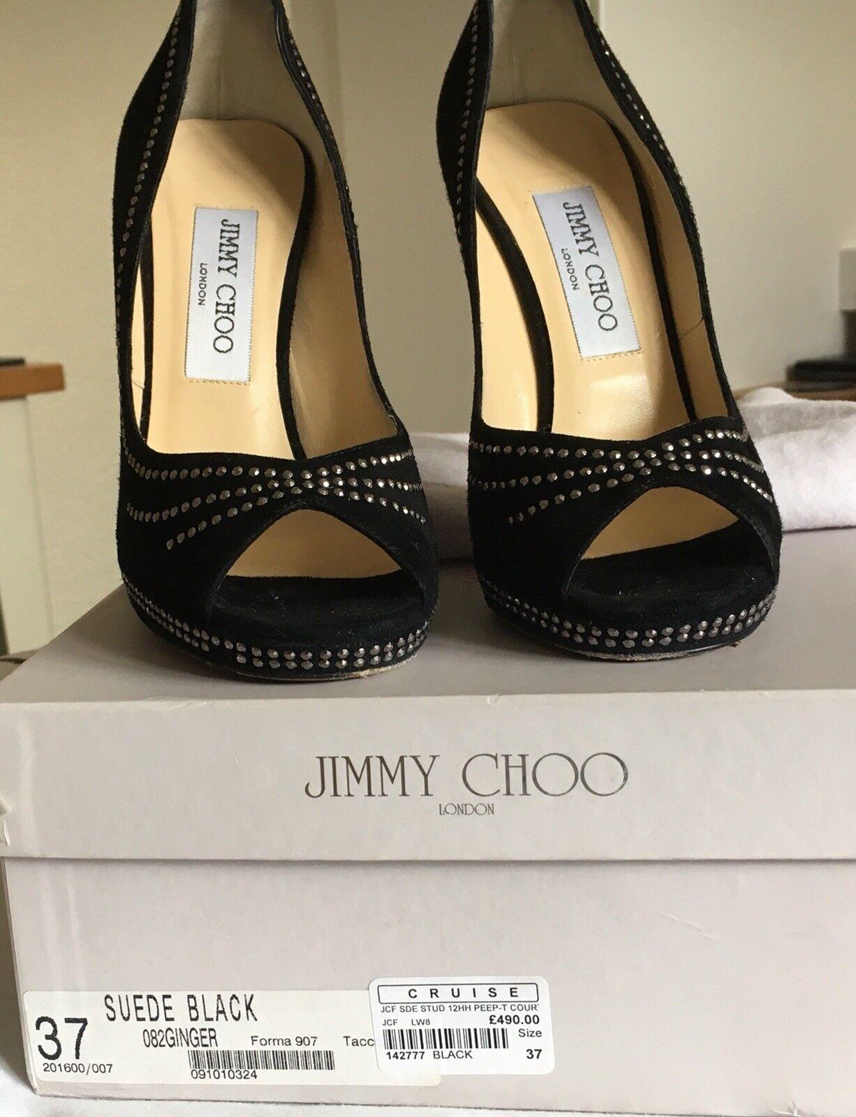 Jimmy Choo Schuhes Größe 37 37 Größe f6ac33