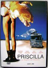 Dvd Priscilla - La regina del deserto di Stephan Elliott 1994 Usato