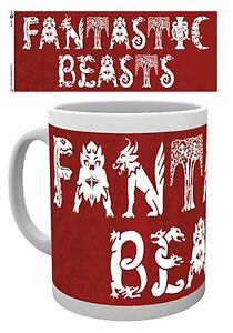 Harry-Potter-Fantastic-Beasts-Mug-Brand-New-Official-Gift-Magical-Wizard