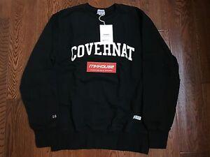 New-Covernat-Logo-Crewneck-Sweatshirt-L-S-Long-Sleeve-Tee-SS17-Supreme-Size-L