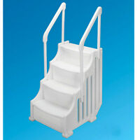 30 Mighty Step Entry System For Aboveground Swimming Pool In-pool 400600 on sale