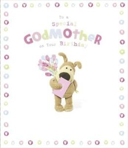 Image Is Loading BOOFLE TO A SPECIAL GODMOTHER BIRTHDAY CARD NEW
