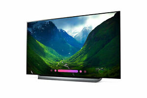 LG-OLED55C8PUA-55-034-LED-4K-Smart-UHDTV-Includes-Wall-Mount-No-stands-USED