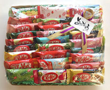 Japanese NESTLES kit kats 27P sake ginger melon  MINT fathers day chocolate gift