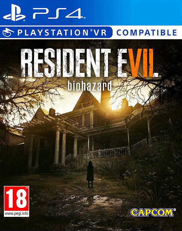PS4 Resident Evil 7: biohazard (VR-Compatible)