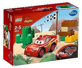 Lego Duplo Cars 5813 - Lightning McQueen NEU & OVP