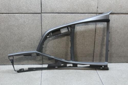 9207313 BMW f20 1er Panneau Carénage Cadre Moyen Console Console Noir