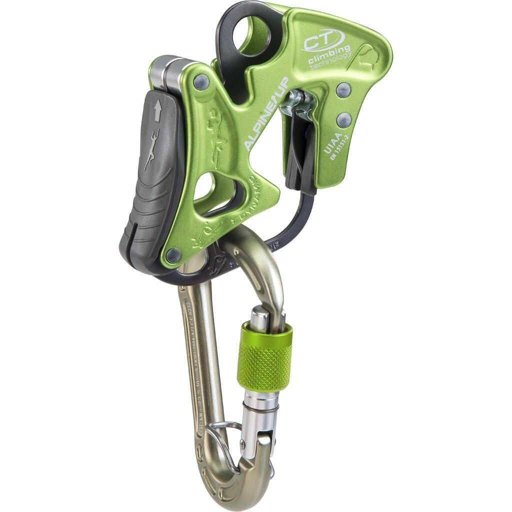 CLIMBING TECHNOLOGY ALPINE UP KIT - most versatil belay rappel device