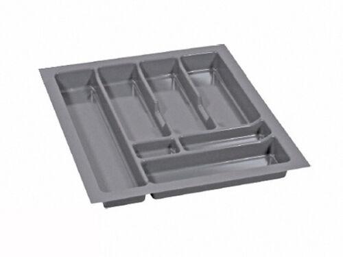 Besteckkasten 50cm Küche Besteckeinsatz Schubladeneinsatz Kunststoff 161622