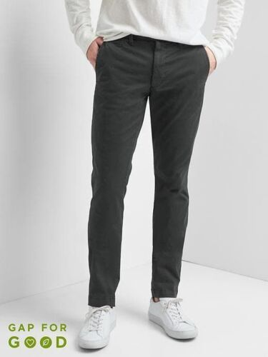 GAP MEN TROUSERS VARIOUS SIZES AND COLOURS Skinny Slim Straight Huge Discount!