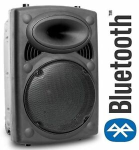 CASSA-ACUSTICA-AMPLIFICATA-ATTIVA-500W-26-CM-BLUETOOTH-USB-SD-DISPLAY-karaoke