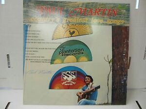 Autographed-Paul-Martin-Country-039-s-Greatest-Love-Vinyl-w-COA-100-REAL-GUARANTEED