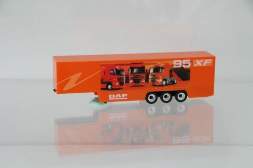 """Herpa kofferauflieger /""""DAF XF 95/""""//h3667"""
