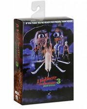 "A Nightmare on Elm Street - Freddy Dream Warriors 7"" Action Figure"