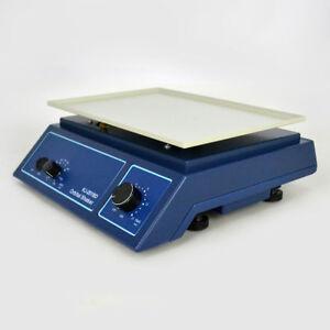 NEW-Adjustable-Variable-Speed-Oscillator-Orbital-Rotator-Shaker-Lab-Destaining