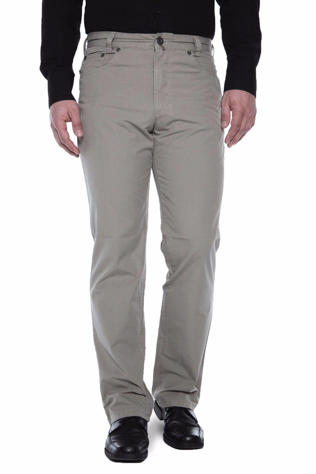 Joker Jeans Summer Harlem Walker (Comfort Fit) Stone Grey Cross Twill