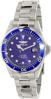 Invicta Women's Pro Diver 17048 Silver Stainless-Steel Quartz Fashion Watch