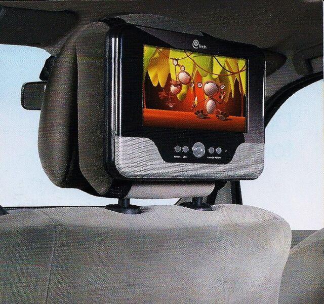 """LECTEUR VOITURE """" VIDEO CARS X125 NEUF """" + LA CARTE MEMOIRE LEXAR 8 GB"""